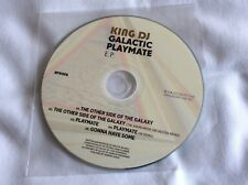 King DJ Galactic Playmate E.P. CD disco deep house Italo
