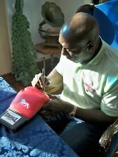 Frank Bruno signed Lonsdale boxing glove direct from management £55 free postage