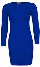 Vestiti da donna tunica blu casual