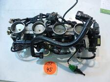 Kawasaki ZX10RR Modell 08/09 Einspritzanlage komplett Throttle 16163-0115