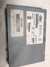 2006-2013 Audi A3 Siruis Satellite Radio Module OEM 8E0 035 593 E