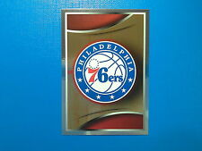 2015-16 Panini NBA Sticker Collection n. 48 Philadelphia 76ers Logo Foil