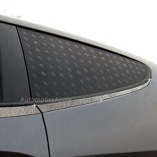 Quarter Glass Mask 3D Decal Sticker Carbon For Hyundai Veloster