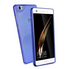 Étuis, housses et coques bleus pour téléphone mobile et assistant personnel (PDA) Huawei