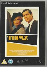 Alfred Hitchcock's Topaz  Region 2 + 4 DVD very good used condition