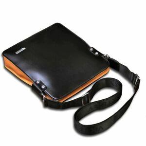 Fashion Men Simple Messenger Bag Large Capacity Travel Business Shoulder Bags