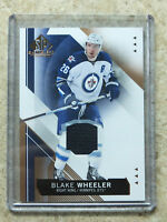 15-16 UD SPGU SP Game Used Copper Jersey #59 BLAKE WHEELER