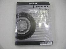 Suzuki VL 800 Boulevard shop manual owners repair 99500-38045-01E