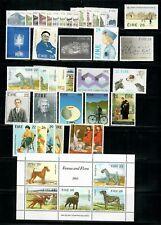 Ireland 1983 Year Set (38 stamps + sheet) - MNH