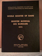 REGISTRE MONDIAL DES BARRAGES. COMMISSION INTERNATIONALE DES GRANDS BARRAGES.
