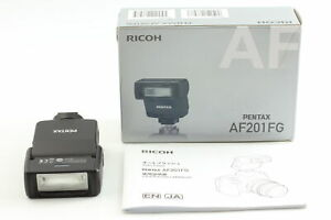 [Near MINT in Box] Pentax Ricoh AF201FG Compact Auto Flash Unit From JAPAN #A002