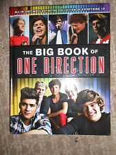 The Big Book of One Direction 2012 Hardcover 192 Pages