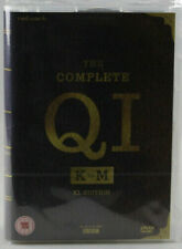 QI: The Complete K to M (DVD, 2017, 13-Disc Set, XL Edition)