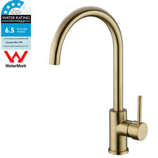 Brushed Brass/Gold Kitchen Sink Tap Kitchen Mixer Faucet