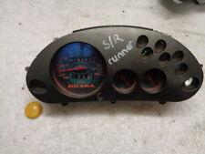 GILERA RUNNER 2T SCOOTER MOPED SPEEDO SPEEDOMETER CLOCKSET CLOCKS DASH S/R