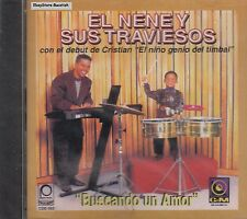 El Nene Y Sus Traviesos Buscando Un Amor CD New Sealed