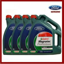 Genuine Ford Castrol 0W30 Oil 20 LITRE Magnatec Professional 1343831 New!