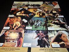 L' HOMME DE LA RIVIERE D'ARGENT  k douglas 14 photos lobby cards cinema western