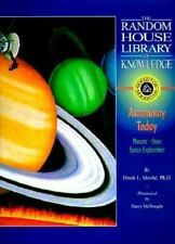 Astronomy Today (Random House Library of Knowledge) Moche Ph.D., Dinah Paperbac