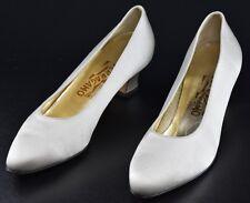 Salvatore Ferragamo Women's Heels Shoes Size 9 B Super Cute Used1s MINT