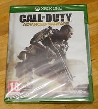 CALL OF DUTY ADVANCED WARFARE - XBOX ONE XBOXONE - PAL ESPAÑA - NUEVO PRECINTADO