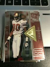 Jerry Rice  1998 SPx Finite Radiance #92 49ers #/2750! kxv2