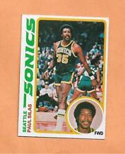 PAUL SILAS  TOPPS  78-79  CARD # 94