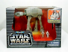 STAR WARS MICROMACHINES ACTION FLEET IMPERIAL AT AT MINT BOX SEALED Galoob 1997