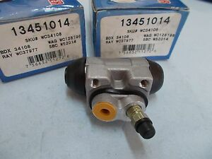 Left Rear Wheel Cylinder fits Accent Elantra Sonata Tiburon  Chevy HHR & Cobalt