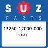 13250-12C00-000 Suzuki Float 1325012C00000, New Genuine OEM Part