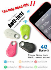 Smart Tag Bluetooth Tracker Child Bag Wallet Key Finder GPS Locator Alarm Pet uk