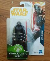 Star Wars Force Link 2.0 Kylo Ren Solo Movie 3 3/4 Inch Action Figure