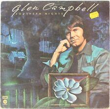 Southern Nights  Glen Campbell Vinyl Record