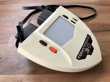 Retro Tomytronic 3D Thundering Turbo Vintage 1983 Rare Handheld Electronic Game