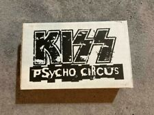 Kiss Psycho Circus Action Figures New Sealed