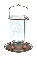 More Birds  Hummingbird  25  Glass  Jar  Nectar Feeder  5 ports