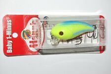 Mann's 20 Tennessee Shad NIP Crankbait Made in the USA Deep Hog