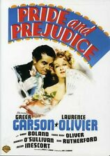 Pride and Prejudice 0012569793682 With Laurence Olivier DVD Region 1