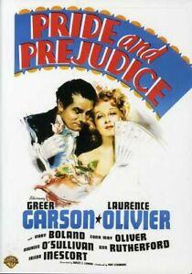 PRIDE & PREJUDICE (1940) NEW DVD