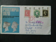 2005 Great Britain Philympia 1970 Fdc