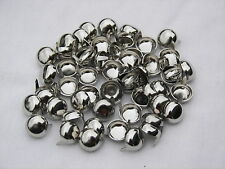 100 NEW Chrome Studs/Motorcycle Seats/Backrest/Saddle Bags