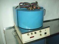 Degussa TS3 Tiegelschleuder + Gassparautomat & Hochleistsungsofen 1.350°C Nr.975