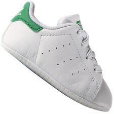 Calzado blanco de piel para bebés