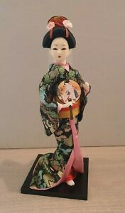 Japanese Lady Doll Figurine No4