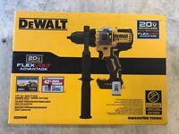 "DeWalt DCD999B 20V Max XR 1/2"" Flexvolt Advantage Brushless Hammer Drill New"