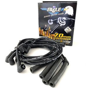 EAGLE 7mm 4cyl Ignition Lead Kit Fits BMW E10 520 520i E12 1600 1602 1800