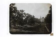Monte-Carlo Monaco Vintage Plaque verre positif 9x12 cm