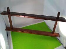 Bradford Exchange Plate Display Rack Shelf, Holds 6 Plates Sweet!I