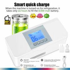 Travel Medicine Freezer Mini Fridge Case Diabetic Insulin Cooler Box Portable