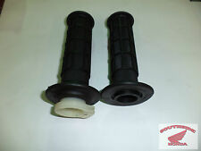 GENUINE HONDA HANDLEBAR GRIP SET & THROTTLE TUBE CRF230F 2003-2007 53140-KPS-901
